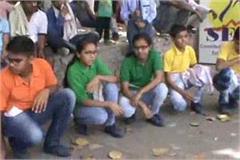nahin munni children made citizens aware of voting