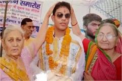 ankit cleared ias exam get 37th rank