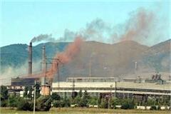 poisonous smoke out from iron industry ngt summoned report
