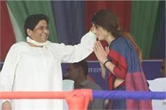 mayawati told dimple yadav is my daughter in law