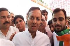 naveen jindal commented on bjp