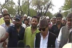 badjuban azam khan reproached the media said came to know about your father