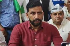 naveen jaihind commented on krishanpal gurjar
