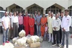 kangra vishwa hindu parishad day dhanadham