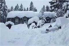 palampur manali more snowfall