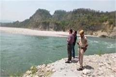 no clue of youth drowned in beas river