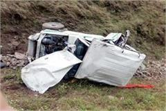 bolero camper fall into ditch death of 2 14 injured