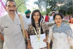 paror student gold medal