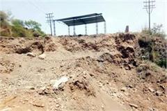 jcb of mining mafia in land of tourism department