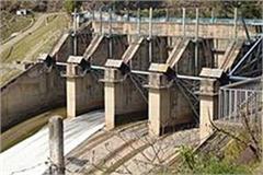 mandi pandoh dam gate opened