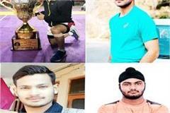 4 players in pro kabaddi