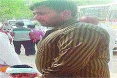 booth agent kathura beaten by police