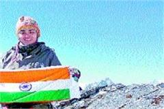 fatehabad s daughter manisha conquers everest