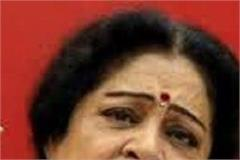 notice to bjp candidate kiran kher