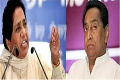 kamal nath after mayawati s warning there is no difference between us