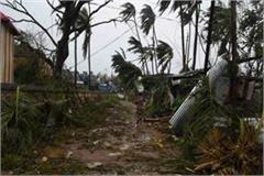 cyclone fani the number of people killed in odisha increased to 64