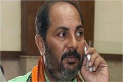 minister of state for ballia threatens to kill upendra tiwari lawsuit filed