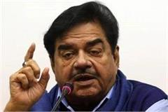 i did not even think that bjp s language level would fall so much  shatrughan