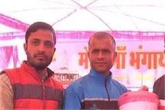 international runner sunil sharma
