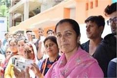 elections in hamirpur parliamentary field peaceful