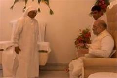 varanasi shah wins victory in garhwa ashram
