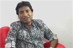 raju shrivastav sought 10 lakhs of extortion