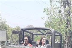 shooting visited kangra for bollywood actress zarine khan