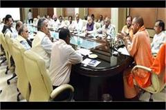 yogi sarkar s cabinet meeting tomorrow mps elected ministers can resign
