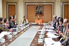 yogi cabinet meeting concluded seven proposals pass