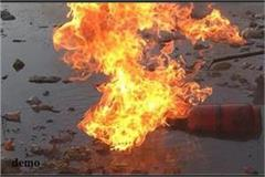 cracked cylinder death of 2 children