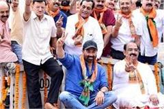 sunny deol road show pathankot