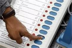 lok sabha elections fault in evms on these booths