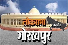 a look at gorakhpur lok sabha constituency
