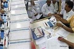 counting of votes will begin at 8 am between security arrangements