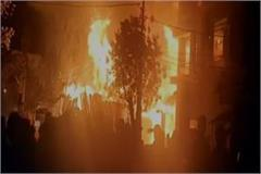 lack of millions of fire brigade fires