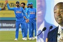 lara predicted said virat army can win world cup title