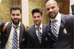 cricket world cup 2019  team india leave for england