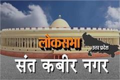 a look at sant kabir nagar lok sabha seat