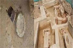 4000 year old royal coffin found in sonauli of baghpat