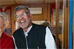 now kailash satyarthi with will come together dalai lama book