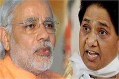 modi will do bad things if he is abusive mayawati