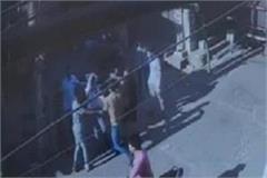 11th class student beaten by boys