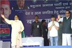 she gets a chance to become pm will contest ambedkar nagar seat mayawati