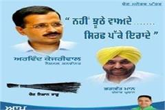 manifesto released for aap party punjab