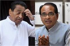bjp congress face on twitter shivraj lolts on debt waiver