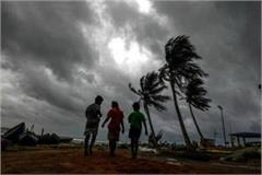 up bihar and uttarakhand also threaten cyclone cyclonic storm fani