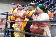 worship of satluj river