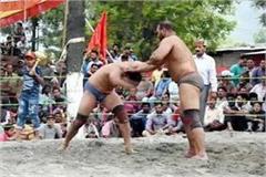 deepak of hamirpur won big wrestling