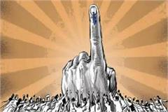 lok sabha elections peaceful polling with sporadic incidents in haryana