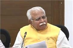 bjp plans new scheme to promote arhar and mecca cultivation khattar